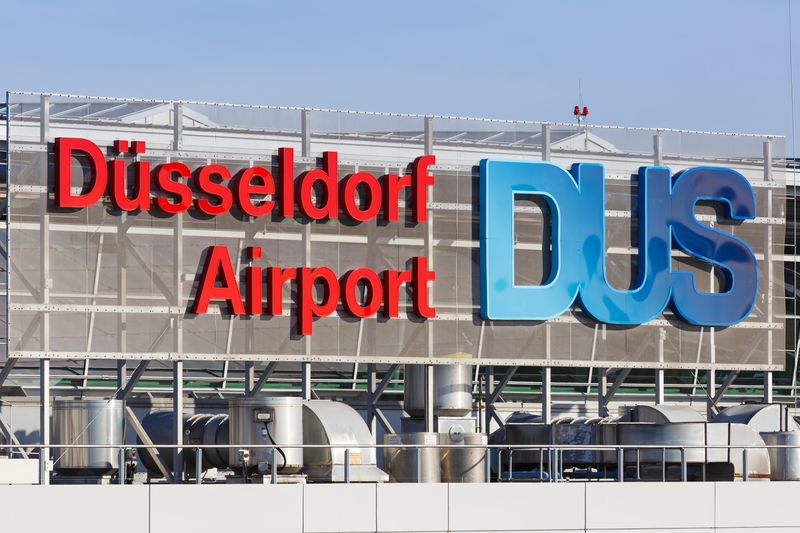 Dusseldorf Airport serves Dusseldorf in Germany.